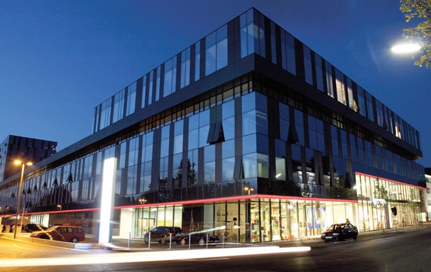 Sirius-ES Bürogebäude